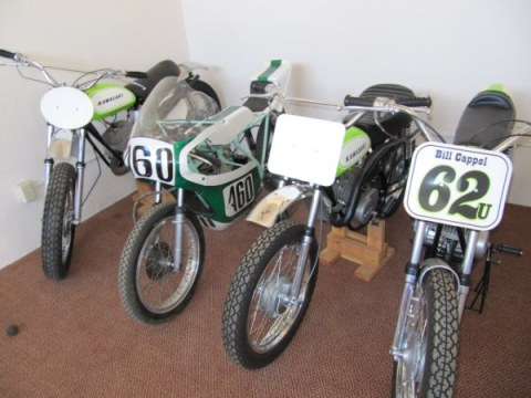 Kawasaki Centurion Collection